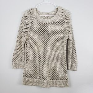 GAP Crew Neck Long Sleeve Sweater